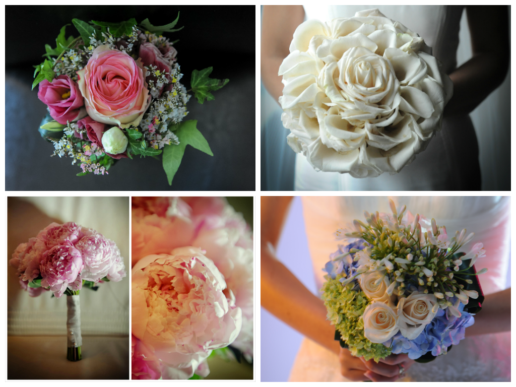 Wedding bouquet la v image wedding photography for A lot of different flowers make a bouquet