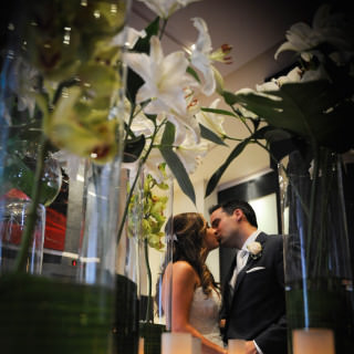 eyes love cynthia christopher blog wedding reception lavimage couple bride groom canada